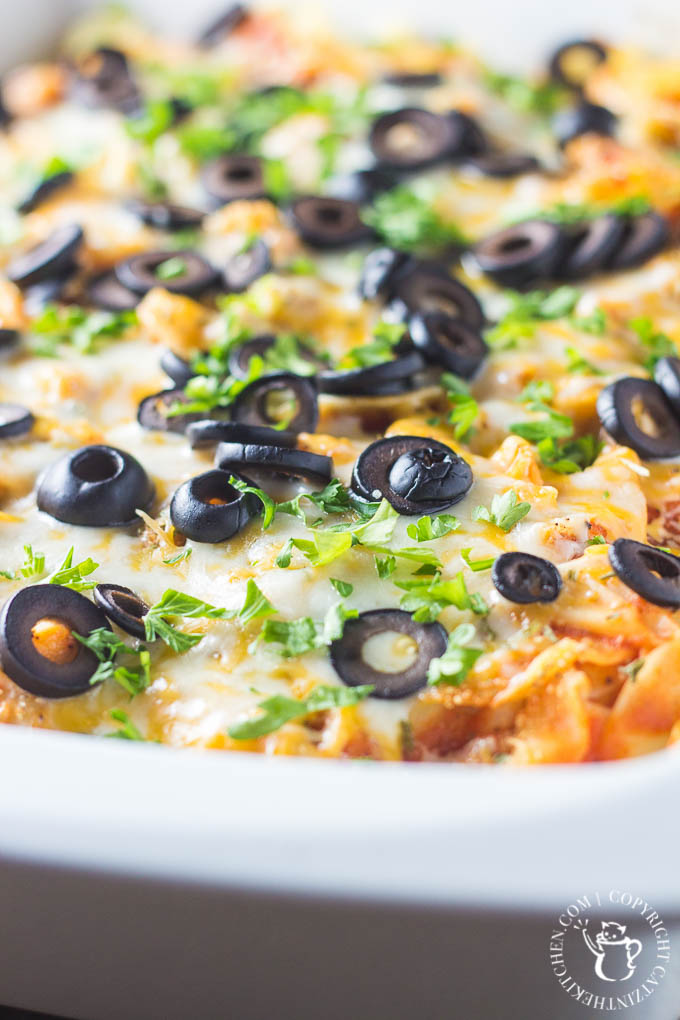 Easy to put together and easy on the wallet, this tasty recipe for Easy Lasagna Casserole is, well, just plain easy!