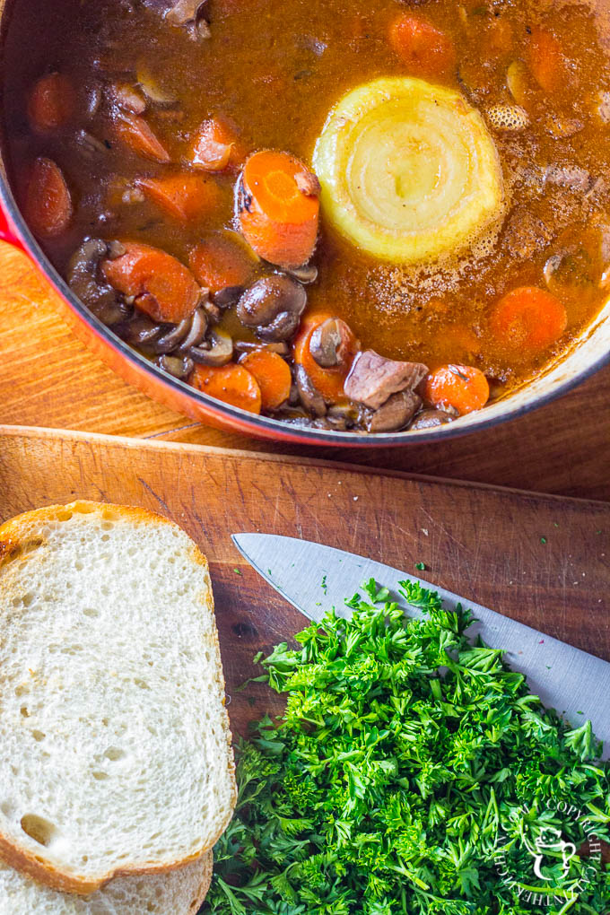 It's classic, it's traditional, it's French, & it's absolutely spectacular. Whether you love it or have never tried it, you must make this bœuf bourguignon!