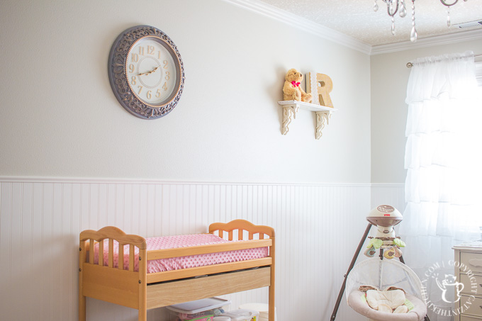 We documented our budget-friendly DIY Nursery Makeover of an unused extra bedroom from floor to ceiling! We hope you find some useful tips and tricks!